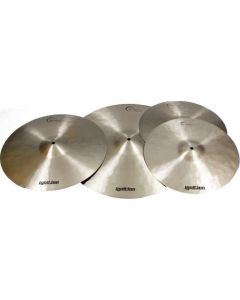 Dream Cymbals IGNCP3 Ignition 3 Piece Cymbal Pack 14/16/20
