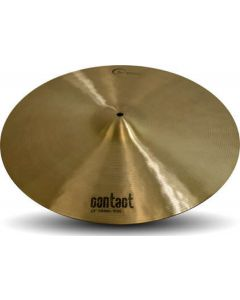 "Dream Cymbals C-CRRI19 Contact Series 19"" Crash/Ride Cymbal"