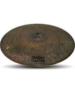 "Dream Cymbals DMERI20 Dark Matter Eclipse Series 20"" Ride Cymbal"