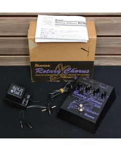 Ibanez Rotary Chorus RC99 Effects Pedal SN 1105