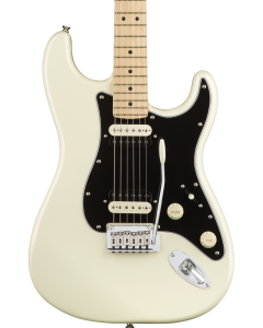 Squier Contemporary Stratocaster HH Electric Guitar. Maple FB, Pearl White