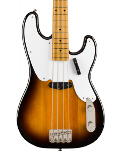 Squier Classic Vibe '50s Precision Bass. Maple FB, 2-Color Sunburst