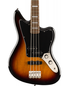 Squier Classic Vibe Jaguar Bass. Laurel FB, 3-Color Sunburst