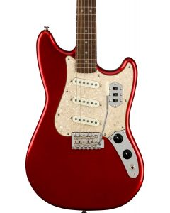 Squier Paranormal Series Cyclone Electric Guitar Candy Apple Red