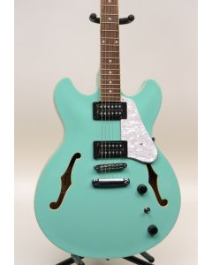 Ibanez Artcore Vibrante AS63 Semi-Hollow Electric Guitar Sea Foam Green SN 2040