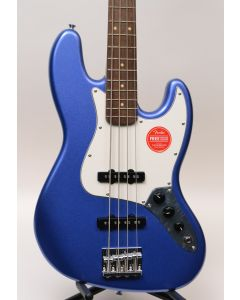 Squier Contemporary Jazz 4-String Electric Bass Ocean Blue Metallic TGF11