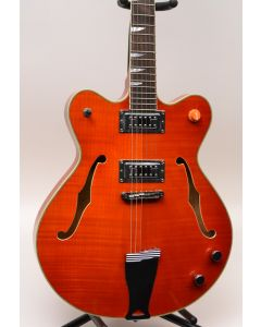Eastwood Classic 6 Semi-Hollow Electric Guitar SN 0646