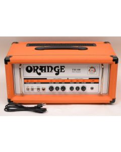 Orange TH100 Tube Guitar Head SN 0512