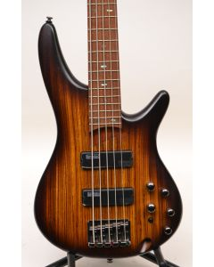 Ibanez SR505ZWBBF 5-String Bass Brown Burst Flat TGF11