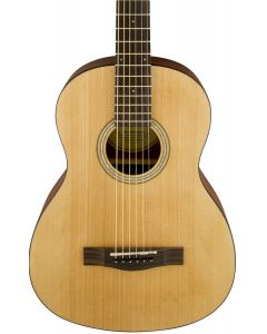 Fender  FA-15 3/4 Scale Steel Acoustic Guitar with Gig Bag  Natural