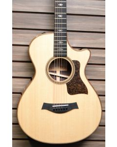 Taylor 712Ce V-Class 12-Fret Grand Concert Acoustic-Electric Guitar Natural