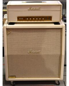 Marshall 1997 MKII 100 Watt Limited Edition Half Stack  (White)   SN1508