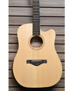 Ibanez Artwood AW150CEOPN Acoustic-Electric Guitar Open Pore Natural TGF11