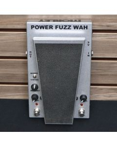 Morley Cliff Burton Tribute Power Fuzz Wah Effects Pedal 101619