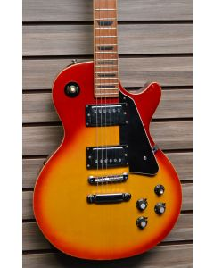 Kay K-30 Single Cut Electric Guitar Cherry Burst SN110719