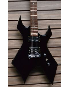 BC Rich Warlock Electric Guitar Black SN0667