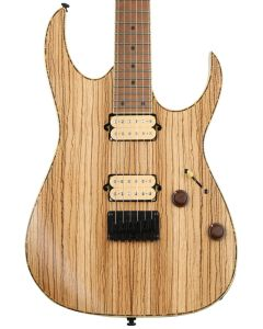 Ibanez RGEW521MZWNTF Electric Guitar Flat Natural