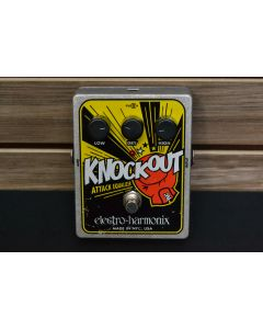 Electro Harmonix Knockout Attack Equalizer Effects Pedal 112019