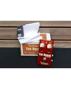 Fulltone FB-2 Fat Boost Effects Pedal SN 0999