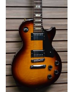Gibson Les Paul Studio Pro 120th Anniversary Edition 2014 Fireburst Candy Electric Guitar w/ Case SN 8824