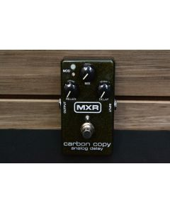 MXR Carbon Copy Analog Delay Effects Pedal 112019