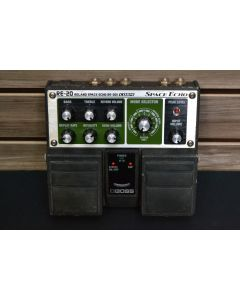 Boss RE-20 Space Echo Effects Pedal SN 2276