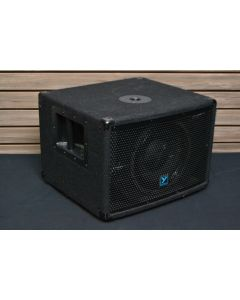 """Yorkville YX10SP 10"""" 250W Powered Subwoofer SN0203"""