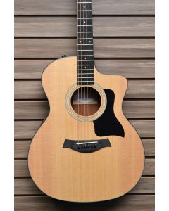 Taylor 114ce Acoustic-Electric Guitar w/ Bag SN 9375