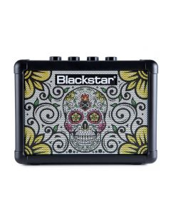 Blackstar Fly3 Sugar Skull Limited Edition 3W 1X3 Guitar Combo Amp Black