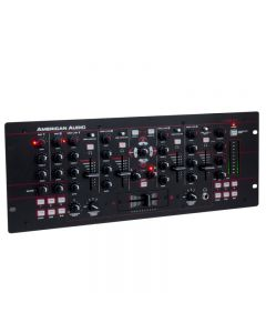"American DJ MXR941 MXR 19"" 4 Channel Mixer LTD Version"