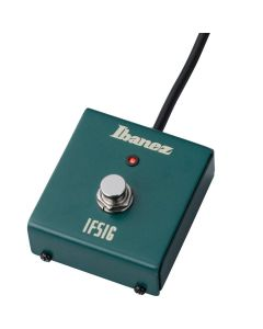 Ibanez IFS1G 1 Button Footswitch for TSA5 Amp Green TGF33