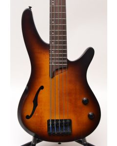 Ibanez SRH505DEF 5-String Electric Bass Dragon Eye Burst Flat TGF11