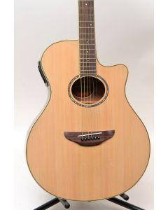 Yamaha APX600NT Acoustic-Electric Guitar Natural TGF11