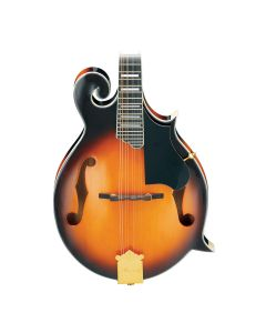 Ibanez M522SBS F-Style Mandolin - Brown Sunburst TGF11