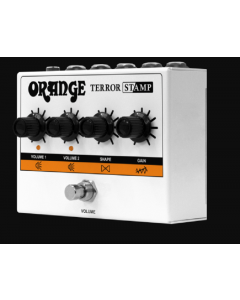 Orange Amplifiers Terror Stamp 20W Tube Hybrid Pedal Amp White