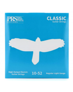 PRS Classic Electric Guitar Strings Light Top/Heavy Bottom 10-52