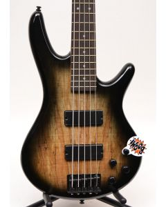Ibanez GSR205SMNGT 5-String Electric Bass Guitar Natural Gray Burst TGF11