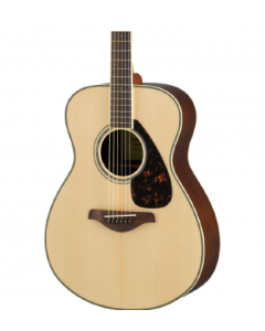 Yamaha FS820 Small Body Acoustic Guitar Natural TGF11