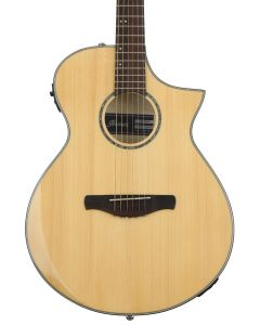 Ibanez AEWC300-NT Comfort Acoustic-Electric Guitar Gloss Natural TGF11