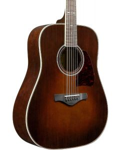 Ibanez AVD10-BVS Artwood Vintage Dreadnought Acoustic Guitar Brown Vintage Sunburst TGF11