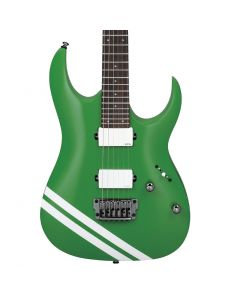 Ibanez JBBM20GR JB Brubaker Signature Electric Guitar Green W/ White Stripe TGF11
