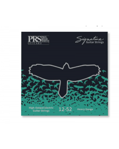 PRS Signature Series Electric Guitar Strings Heavy .012.052