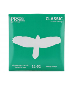 PRS Classic Electric Guitar Strings Heavy .012.052