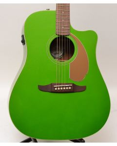 Fender Redondo Player Acoustic/Electric Guitar Electric Jade TGF33