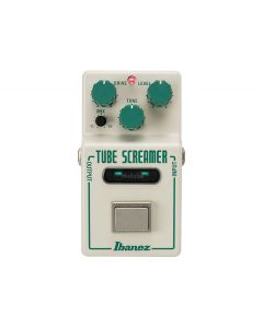 Ibanez NTS Nu Tubescreamer Overdrive Pedal With Nu Tube TGF11