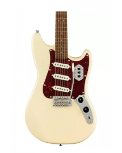 Squier Paranormal Series Cyclone Electric Guitar Pearl White