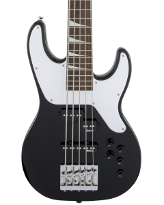 Jackson X Series Concert Bass CBXNT V. Laurel FB, Gloss Black