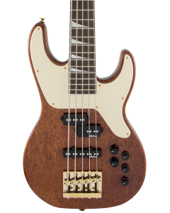 Jackson X Series Concert Bass CBXNT V MAH. Laurel FB, Natural