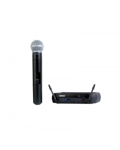Shure PGXD24/SM58 Handheld Wireless System