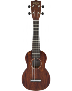 Gretsch Guitars G9100 Soprano Standard Ukulele With Ovangkol Fingerboard Vintage Mahogany Stain